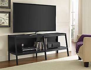 """Ladder Lehigh TV Stand for TVs up to 60"""", , rollover"""