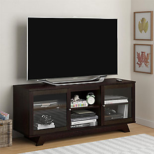 "Wooden Forrest TV Stand for TVs up to 55"", , rollover"