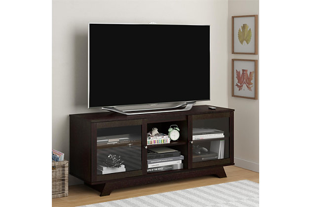 "Wooden Forrest TV Stand for TVs up to 55"", , large"