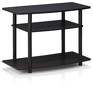 "Furinno 32"" Turn-N-Tube 3-Tier TV Stand, , large"