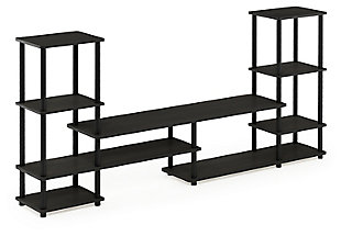 """Furinno 77.8"""" Turn-N-Tube Grand Entertainment Center, , large"""