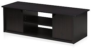 "Furinno 47.24"" Econ TV Stand with Storage Shelf, , rollover"