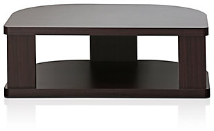 "Furinno 23.6"" Indo Swivel Shelf for TV, , large"