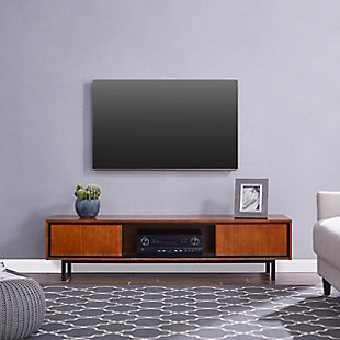 Southern Enterprises Reayalle Low-Profile TV/Media Stand, , rollover