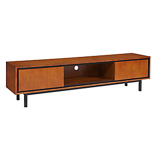 Southern Enterprises Reayalle Low-Profile TV/Media Stand, , large