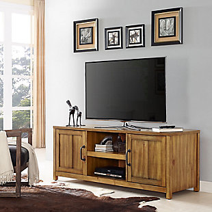 """Crosley 60"""" Roots TV Stand, , rollover"""