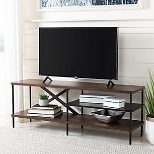 Safaveih Bruno Industrial Tv Stand Bruno Industrial TV Stand, , rollover