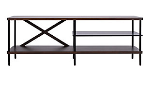 Safaveih Bruno Industrial Tv Stand Bruno Industrial TV Stand, , large