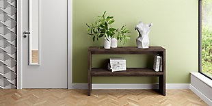 International Home Distressed Console Table, , rollover