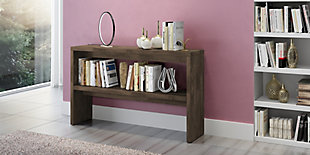 International Home Distressed Console Table, , large