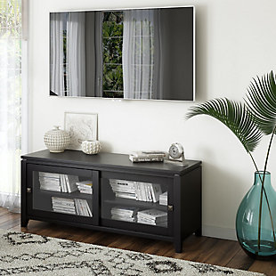 "Cosmopolitan Solid Wood 48"" TV Stand, , rollover"