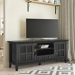 """Acadian 60"""" Rustic TV Stand, , rollover"""