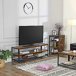 Bryce Rustic TV Stand, , rollover