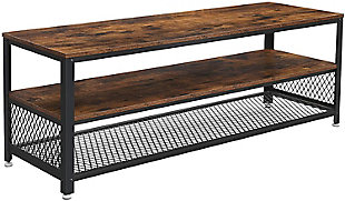 Bryce Rustic TV Stand, , large