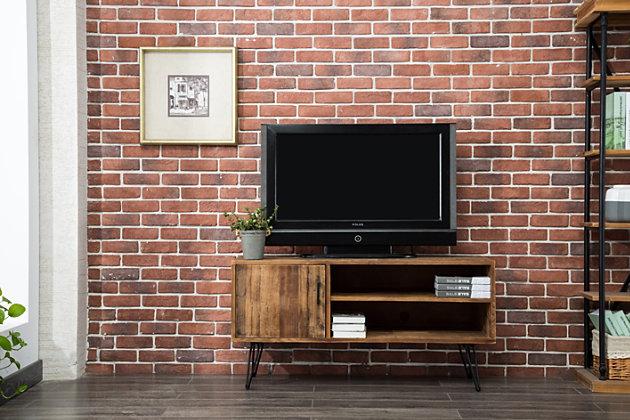 """Keth Hairpin Leg 48"""" TV Stand, , large"""