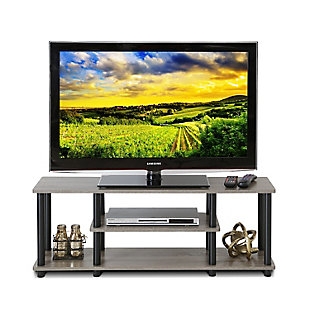 Turn-N-Tube No Tools 3-Tier TV Stands, , rollover