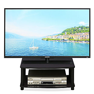 Turn-N-Tube No Tools  2-Tier Elevated TV Stands, , rollover