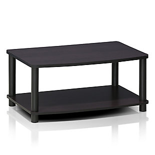 Turn-N-Tube No Tools  2-Tier Elevated TV Stands, , large