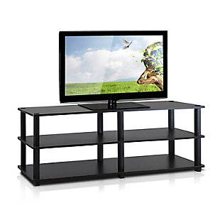 No Tools 3-Tier  Entertainment Stand, , rollover