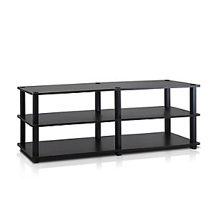 No Tools 3-Tier  Entertainment Stand, , large
