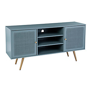 Southern Enterprises Belferd Media Console with Storage, , large