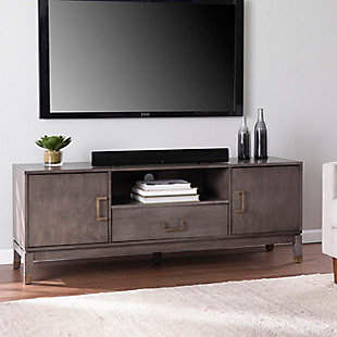Southern Enterprises Gemmry Media Console with Storage, , rollover