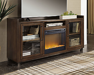 """Starmore 70"""" TV Stand with Electric Fireplace, , rollover"""