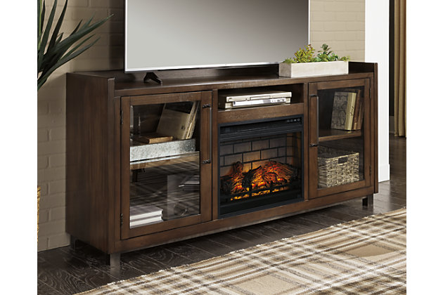 """Starmore 70"""" TV Stand with Electric Fireplace, , large"""