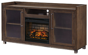 "Starmore 70"" TV Stand with Electric Fireplace, , large"