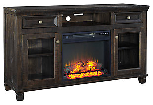 Townser TV Stand with Fireplace, , large