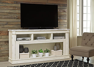 "Becklyn 74"" TV Stand, , rollover"