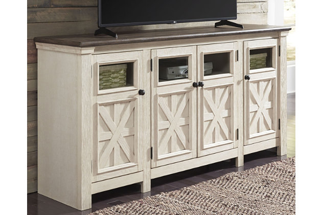 Bolanburg 74 Tv Stand Ashley Furniture Homestore