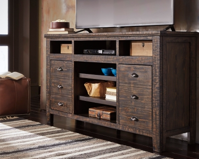"""Trudell 62"""" TV Stand, , large"""