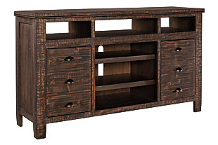 "Trudell 62"" TV Stand, , large"