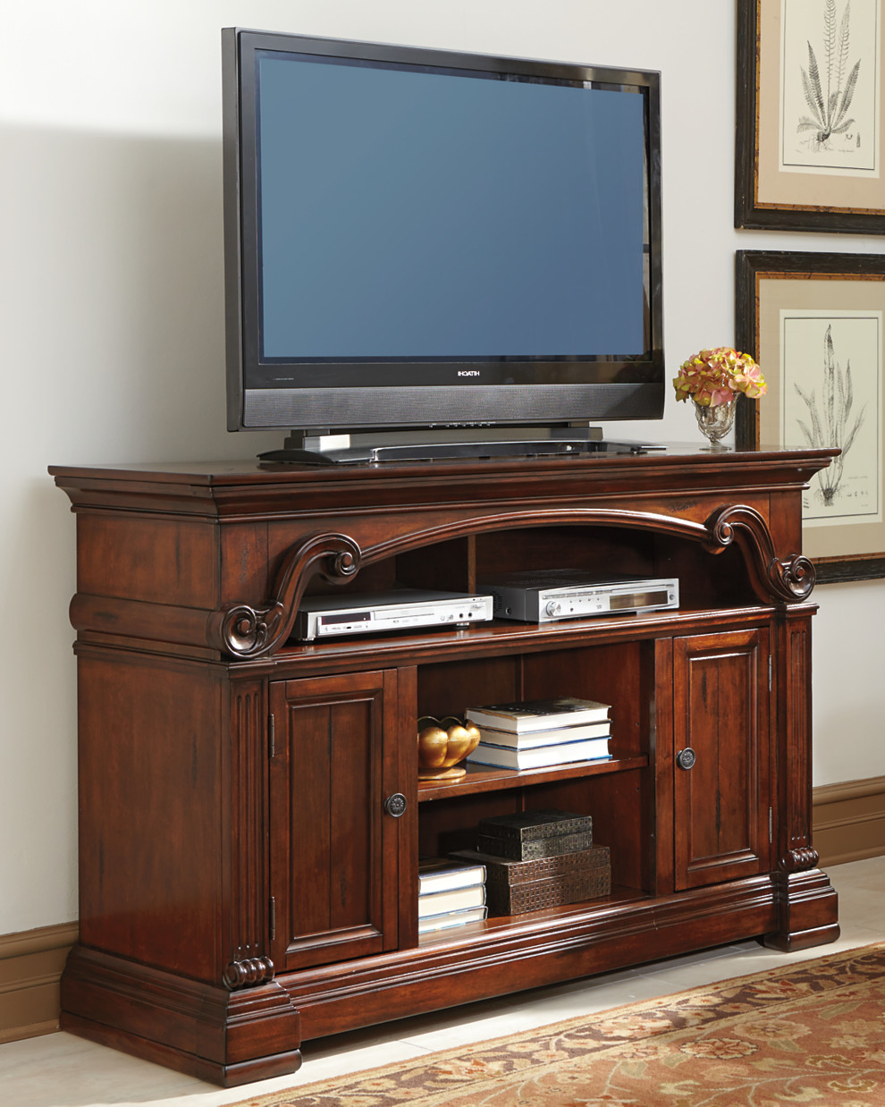 alymere lg tv stand w fireplace option corporate website of