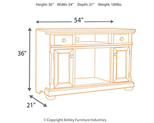 "Porter 54"" TV Stand, , large"