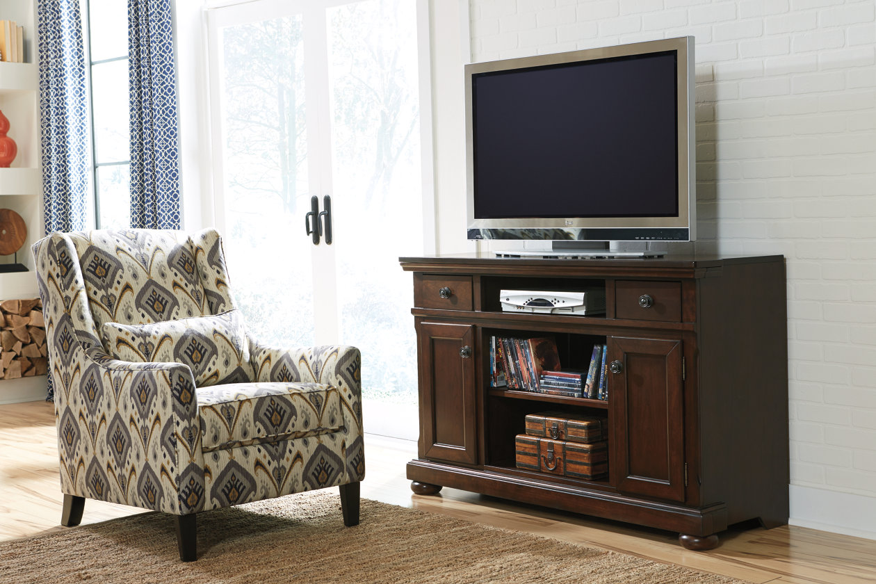 Porter 54 Tv Stand Ashley Furniture Homestore