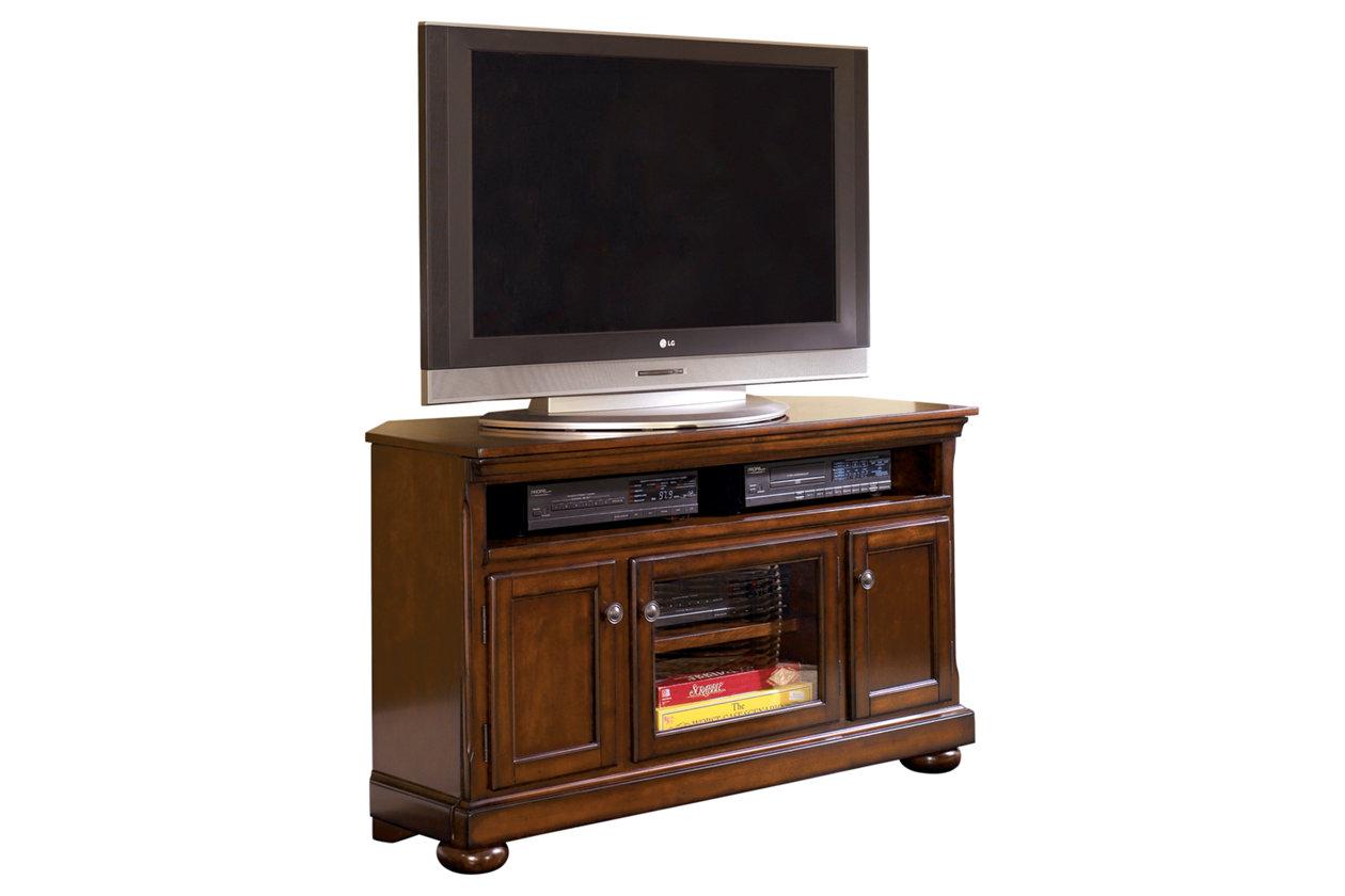Porter 50 Tv Stand Ashley Furniture Homestore # Modele Du Porte Tv En Bois