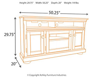 "Porter 50"" TV Stand, , large"