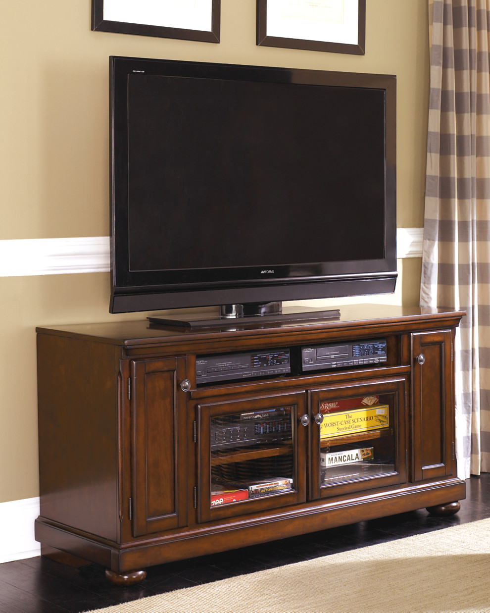 porter large tv stand corporate website of ashley furniture