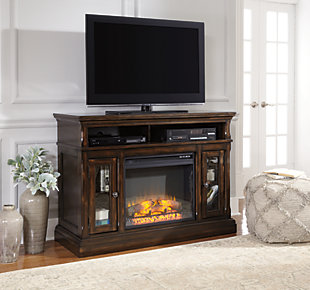 "Roddinton 50"" TV Stand with Electric Fireplace, , large"