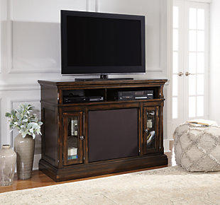 "Roddinton 50"" TV Stand with Wireless Pairing Speaker, , rollover"