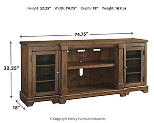 "Flynnter 75"" TV Stand, , large"