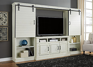 Blinton 4-Piece Entertainment Center, , rollover