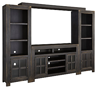 Gavelston 4 Piece Entertainment Center Large