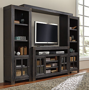 Gavelston 4-Piece Entertainment Center, , rollover