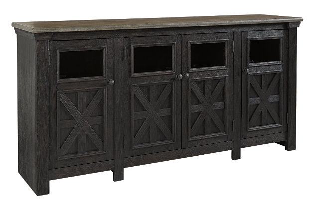 Tyler Creek 74 Tv Stand Ashley