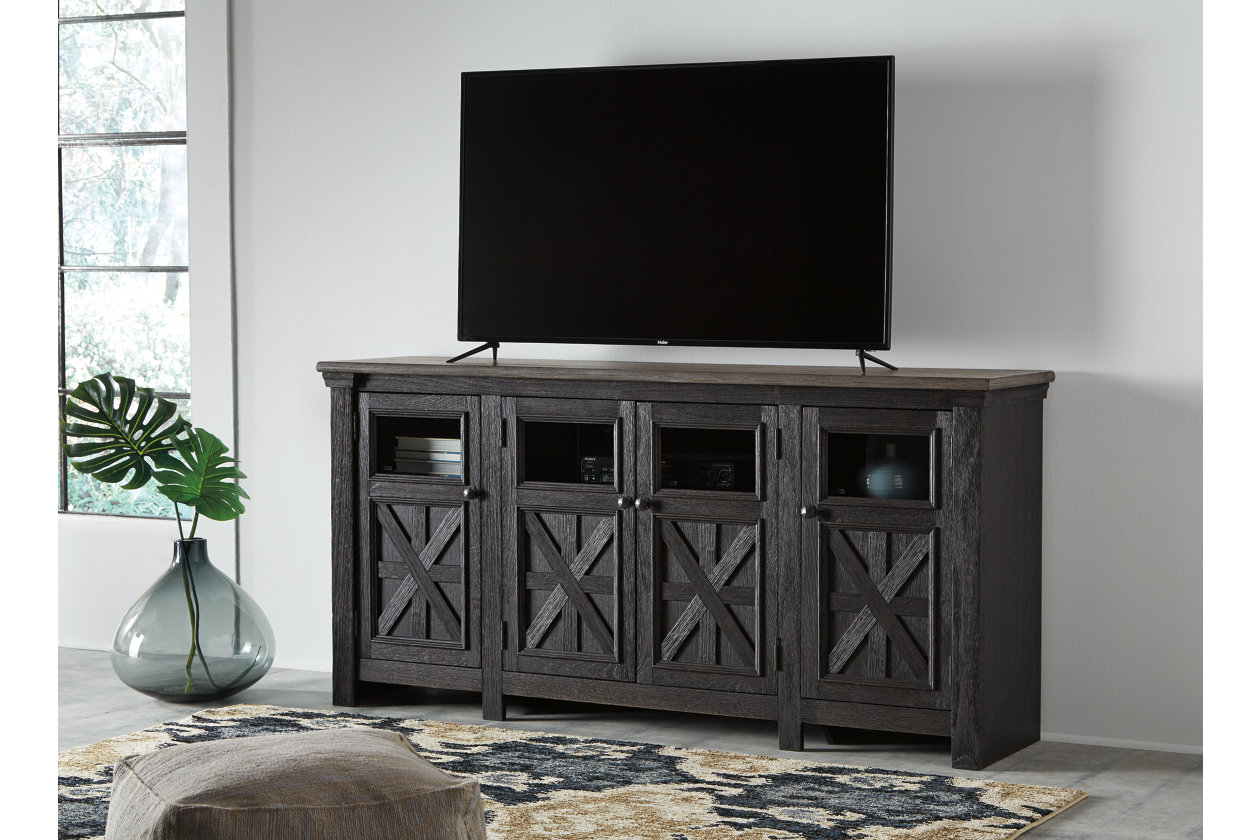 Tyler Creek 74 Tv Stand Ashley Furniture Home