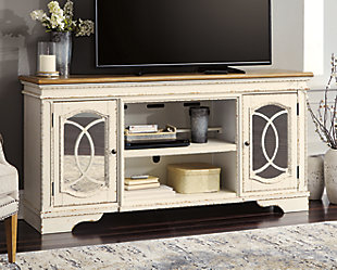 "Realyn 74"" TV Stand, , rollover"