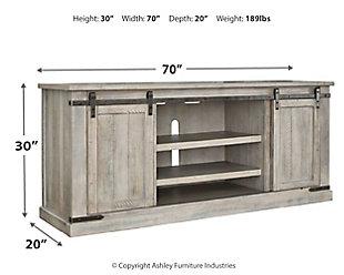"Carynhurst 70"" TV Stand, , large"